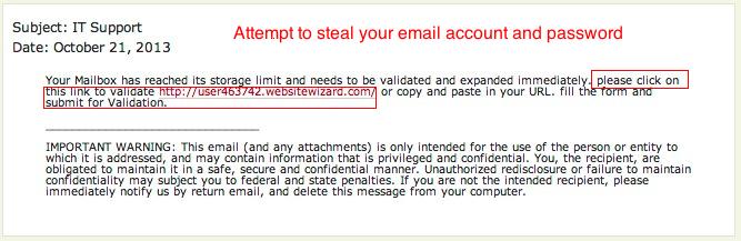Mailware Email Slideshow